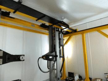 Cabina Rayos X