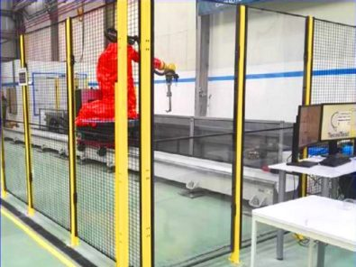 Ultrasonic Robotic System by Tecnitest Ingenieros