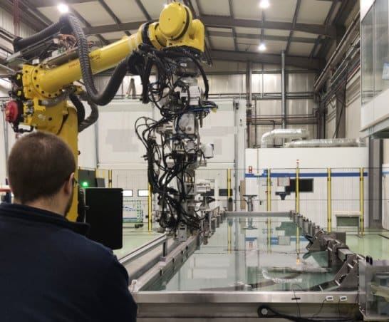 NDT Robotic System
