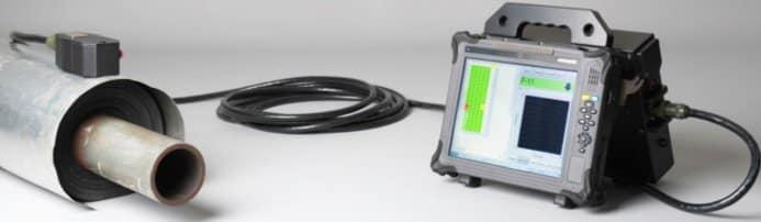 MAXWELL NDT - PECT equipo de corrientes inducidas